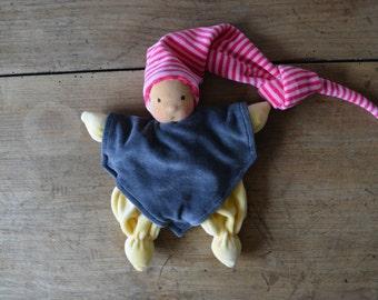 Node secret Santa doll