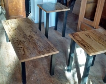 Spalted Maple Tables