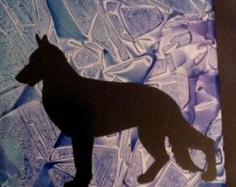 Animal Silhouette Tiles