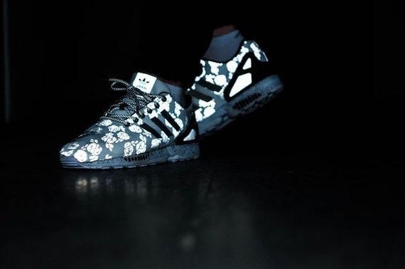 Adidas Zx Flux Customise