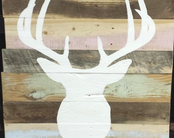 Pallet Buck Mount/Silhouette