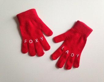 Foxy Lady Gloves