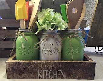 Kitchen Three Piece Centerpiece