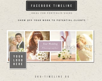 Facebook Timeline Template SKU: FB005