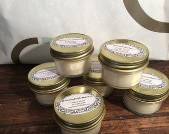 4 oz jar candles