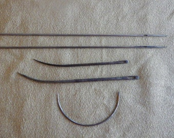 Specialty sewing needles