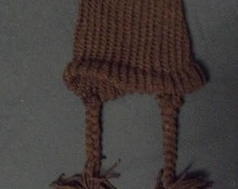 Hat with ears