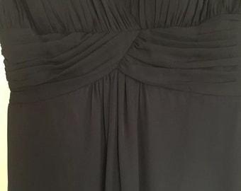 White House/Black Market Black Dress - Size 6