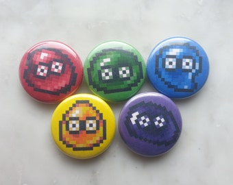 Blob Button Set