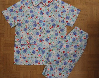 Cotton T 6 years summer pajamas