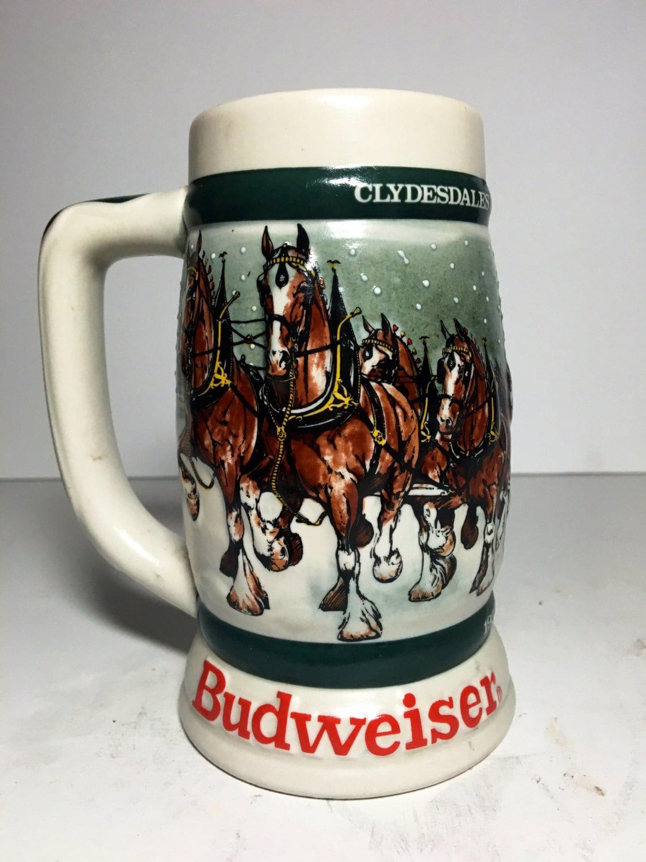 Christmas Beer Mugs