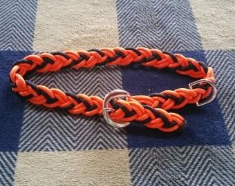 Orange and Black Baby Belt