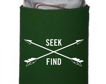 Seek & Find Insulated Drink Cover