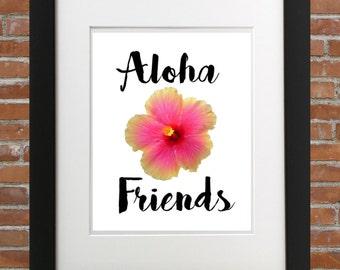 Aloha Friends, Luau Party, Hawaiian, Paradise Cove Luau, Hawaiian Words, Hawaiian Luau, Luau Party Ideas, Luau Party Supplies, Hula Dance