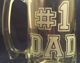 Personalized Sandblast Etched 28 oz Mug/Wedding/Housewarming/Christmas/Father's Day/Hunting/Man Cave/Etched Gift
