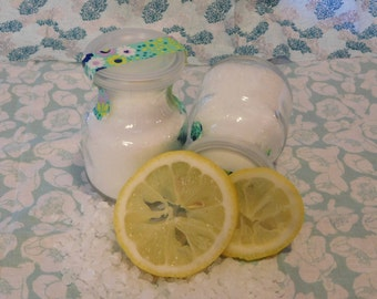 Lemon Eucalyptus Bath Salts