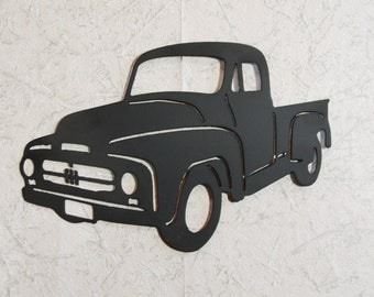 1953 International Harvester Pickup Truck Wall Art