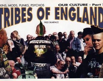 Tribes of England - Photobook