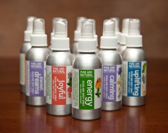 All Natural Room and Body Spray