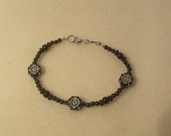 Black Misanthropic Midnight Bracelet