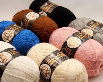 MERINO GOLD, wool yarn, merino yarn, yarn for knitting,  yarn for sale, yarn online