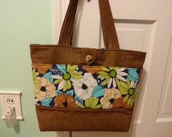 Tote Bag, Handmade Bag, Bag