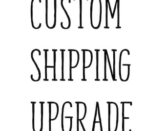 Reserved Listing for Custom Upgraded Shipping