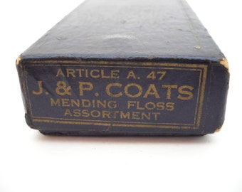 J&P Coats Mending Floss