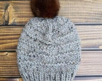 Neutrals- gray tweed