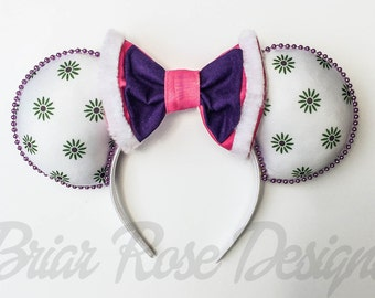 Tight Rope Girl Mouse Ears