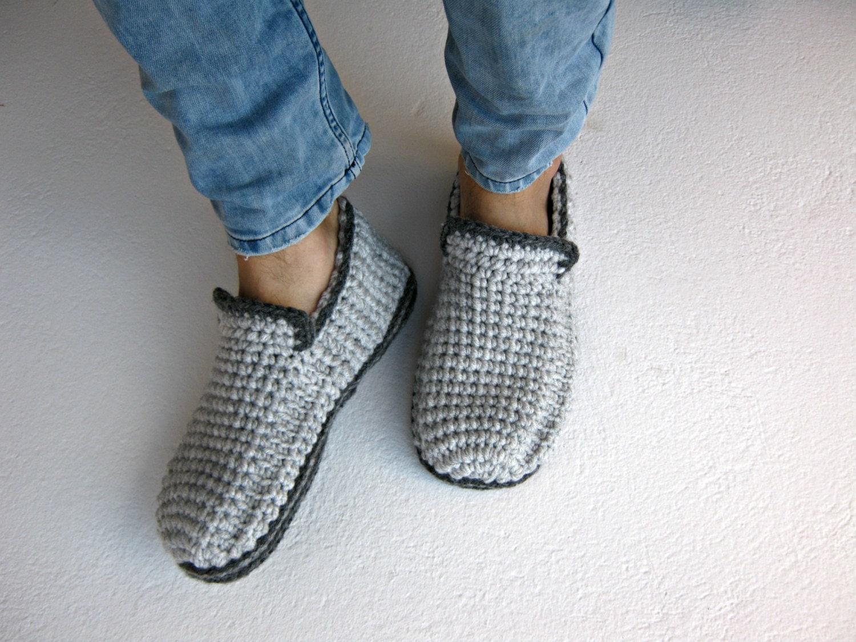 Mens Grey Bedroom Slippers Home Decor Takcop Com