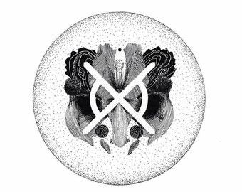 Black Circle #5