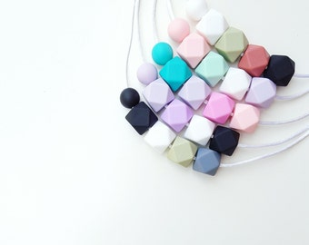 Jelly Jam Silicone Teething Necklace