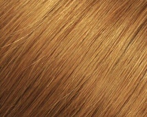 """Clip In Hair Extensions 20"""" Strawberry Blonde Color #27, 100% Indian Human Hair, High End Quality, Pure Remy Hair, Long Hair"""