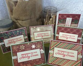Its a Wonderful Christmas card set