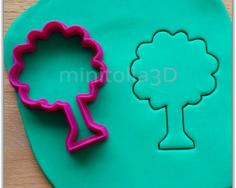 Tree-2  Cookie Cutter