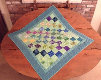 Quilt, Lots of Dots