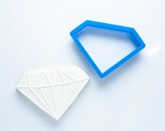 Diamond Cookie Cutter
