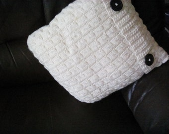 Cream Aran Cushions