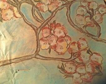 Cherry Blossoms - Original Pastel print