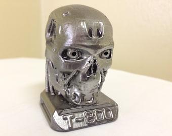 Terminator T-800 Skull Head