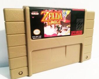The Legend of Zelda: Omega, SNES Super Nintendo
