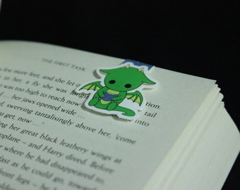 Book Dragon | Magnetic Bookmark