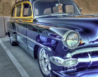 Classic Car Surf's up - Automobile Photography, Classic Cars, Automotive Photography, Classic Automobiles, Automotive Decor