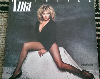 Tina Turner - Private Dancer - ST-512330 - 1983