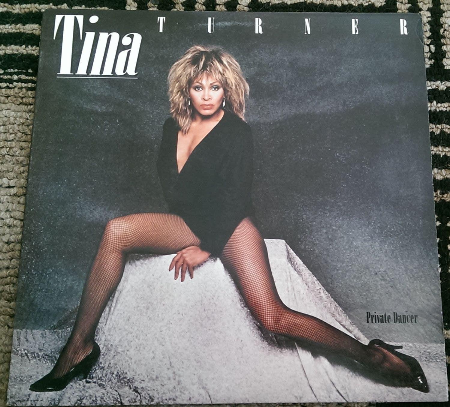 Tina Turner Private Dancer St 512330 1983