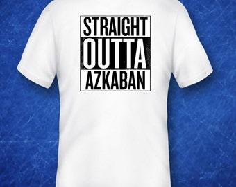 Straight Outta Azkaban Harry Potter T Shirt