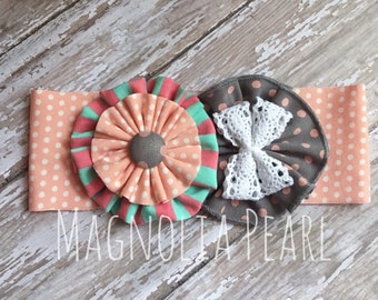 M2M Matilda Jane Clothing, Happy and Free, Friends Forever, hair accessory, hair pretty, bow, headband, clip