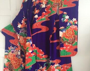 Wedding Furisode kimono
