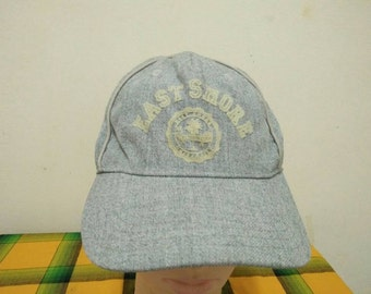 Rare Vintage EAST SHORE by United Arrow Cap Hat Free size fit all
